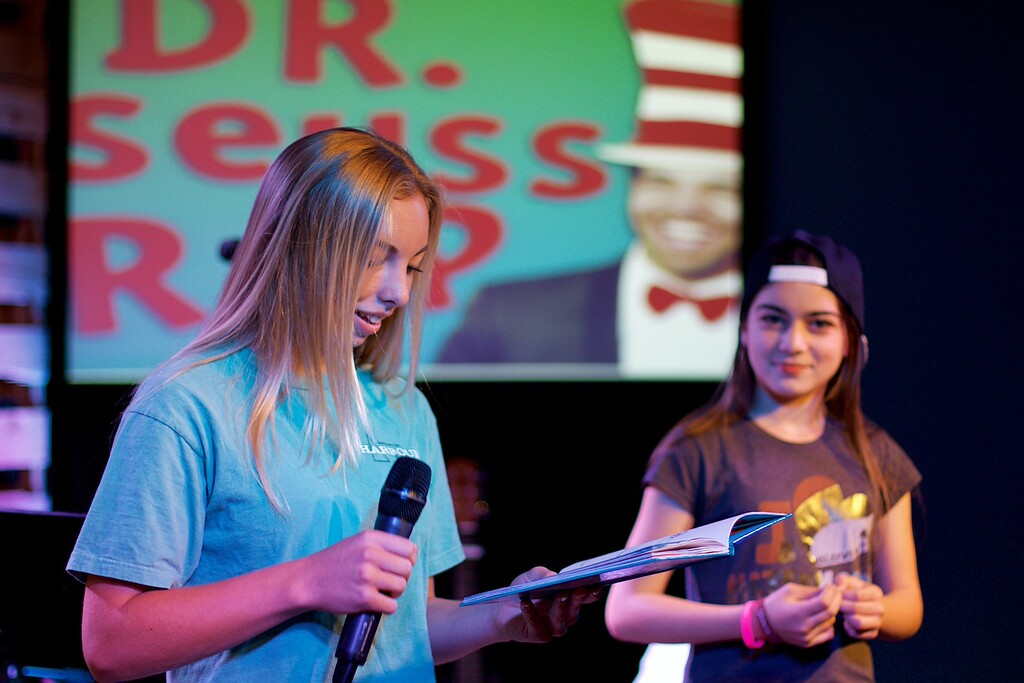 Newport Mesa Regional Ministry SSM Student Services, Sunday March 22, 2015.  Photographer: David Bremmer